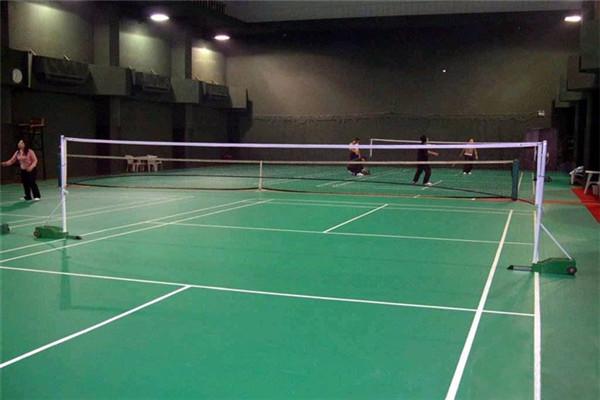 大学城华南师范大学丙烯酸网球场案例